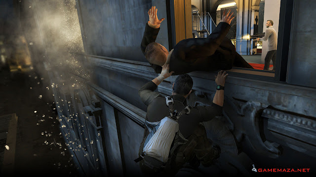 Tom Clancy's Splinter Cell Conviction Gameplay Screenshot 2