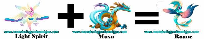 como obtener el monster raane en monster legends formula 1