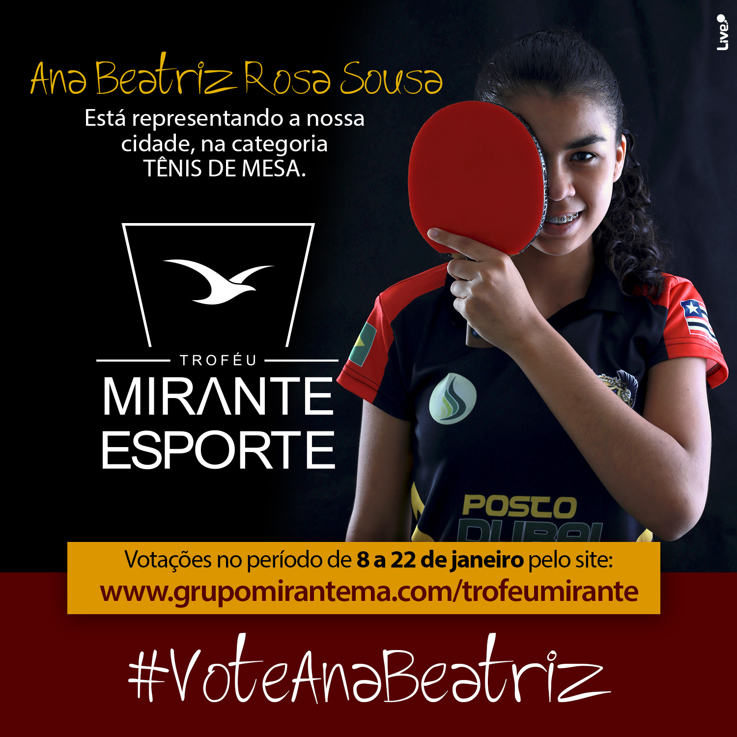 Vote Ana Beatriz