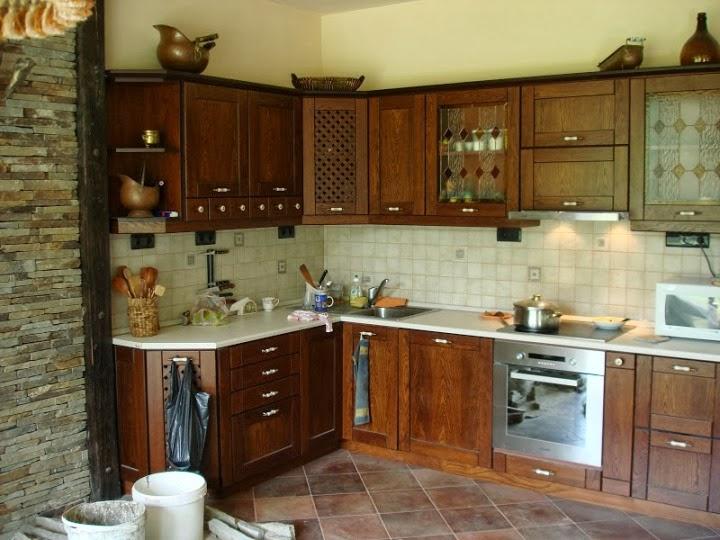 Кухня класически стар стил 1