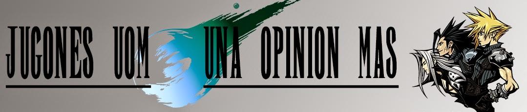 Jugones - Una Opinión Más
