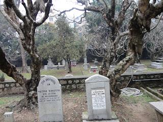 Cementerio Protestantes en Macao