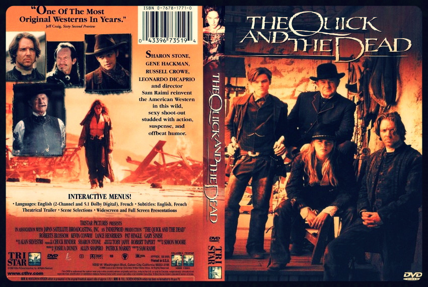 Movie the quick and the dead