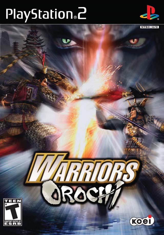 COD. 492 - Warriors Orochi