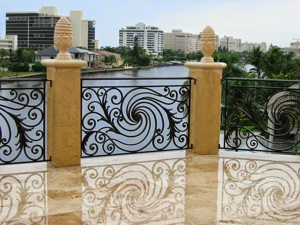 Balcony grill design ideas freshnist design for Terrace grills design