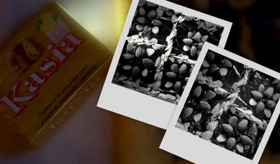 Mazurek kakaowo kajmakowy
