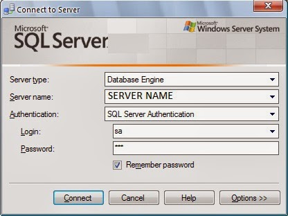 SQL SERVER Basic
