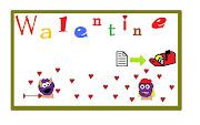 Te quiero / Te amo ; Kocham Cie:)). I love You (walentynki)