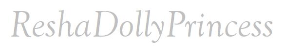 ReshaDollyPrincess