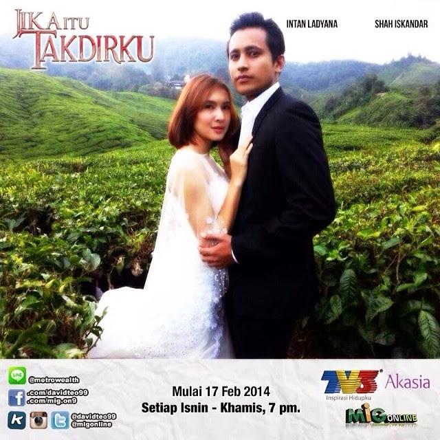 Jika Itu Takdirku, Slot Akasia TV3