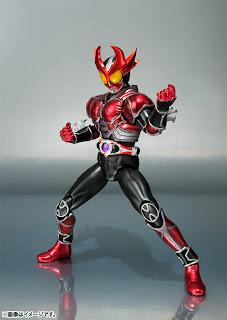 Bandai SH Figuarts Kamen Rider Agito Burning Form Figure
