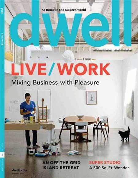 Dwell - November 2010( 500/0 )