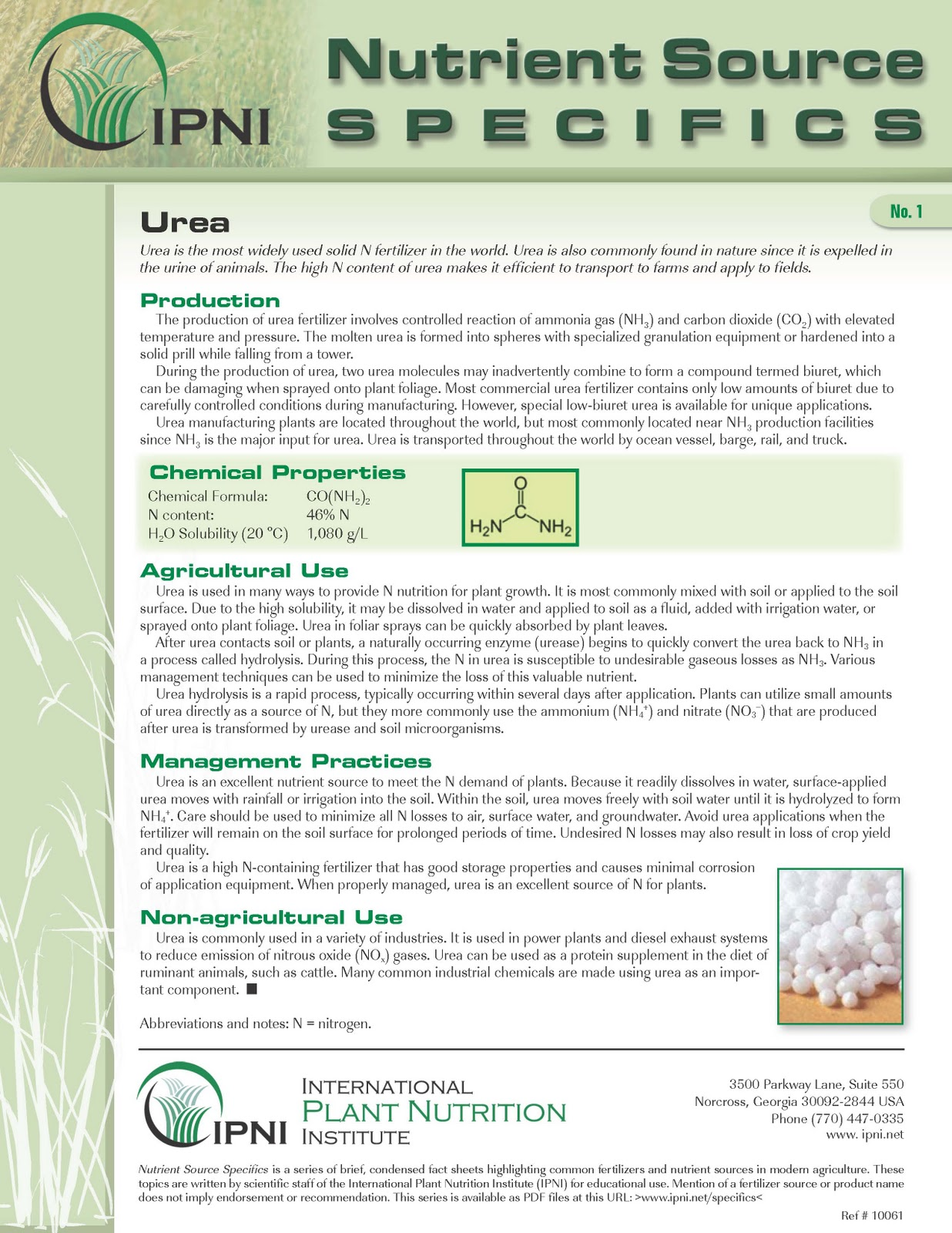 What is urea for plants Why do I need urea for plants