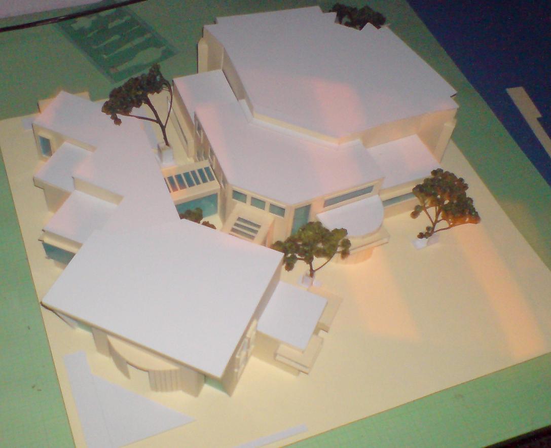 Ampliarquitectura centro de oficinas virtuales guatemala for Salon de usos multiples programa arquitectonico