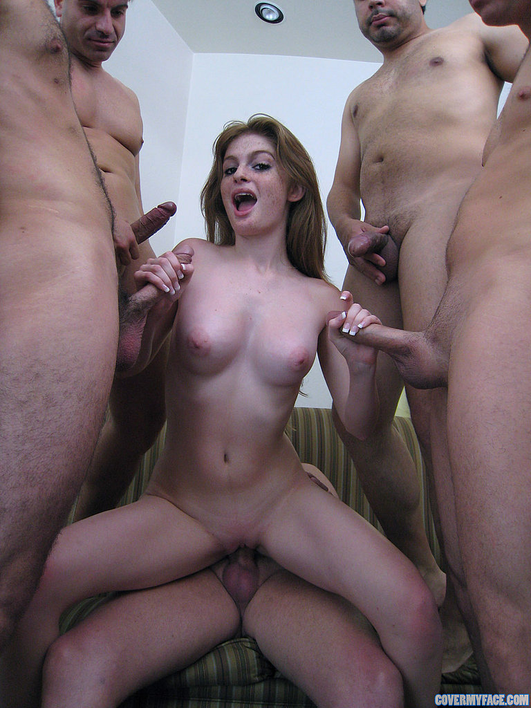 German Gangbang Girls Creampie