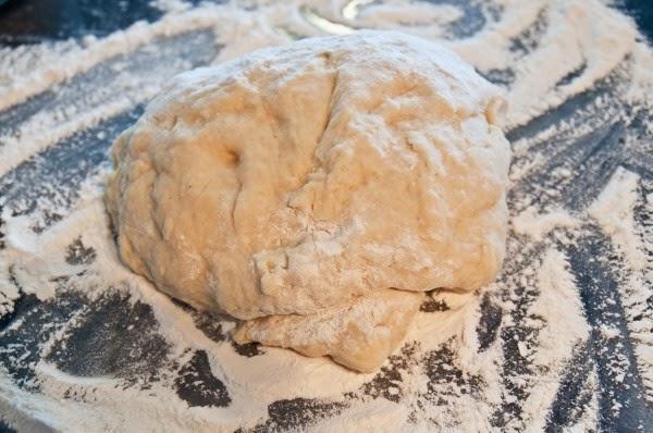 Doughnuts dough