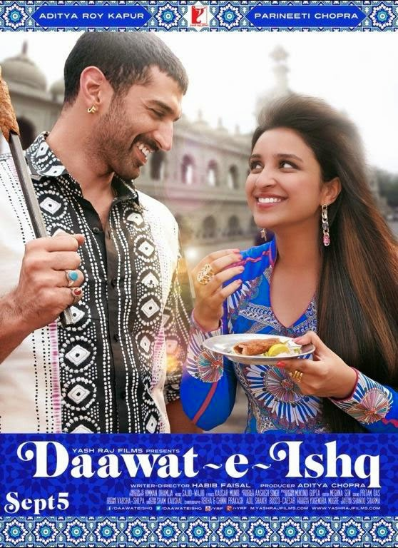 Daawat-e-Ishq 2014 Hindi DVDRip 480p 350mb ESub