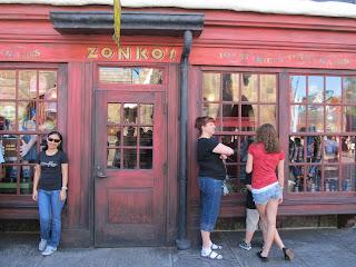 Wizarding World of Harry Potter Zonkos