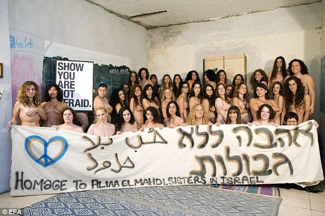 lesbian naked Jewish