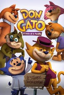Don Gato 2: El inicio de la Pandilla (2015)