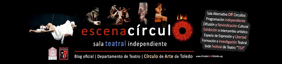 Escena Círculo - Sala teatral independiente