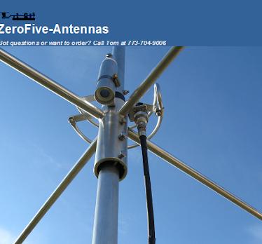 ZeroFive Antennas Product Reviews - eHam.net