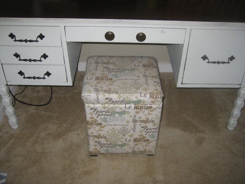 recovering storage ottoman 2