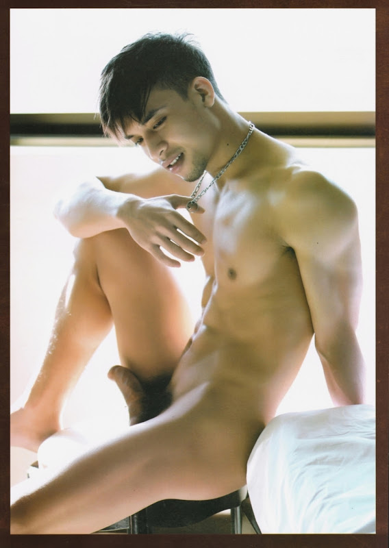 8 Cave Naked Thai Magazine with Hot Asian Cock