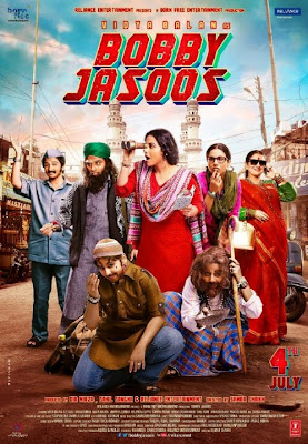 Bobby Jasoos 2014 Watch online with Sihala Subtitle