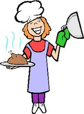 Masak-masak sendiri, makan-makan sendiri, cuci piringpun sendiri
