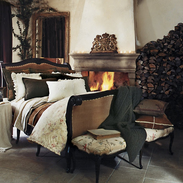 The St. Germain Collection From Ralph Lauren Was And Is Probably Still My  All Time Favorite. It Was My Introduction To Ralph Lauren Home, And It  Captivated ...