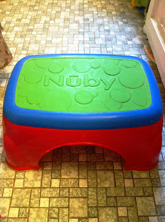Nuby Step Up Stool Review