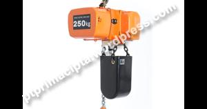 Jual Electric Chain Hoist Berbagai Merk Blog Toserba Online