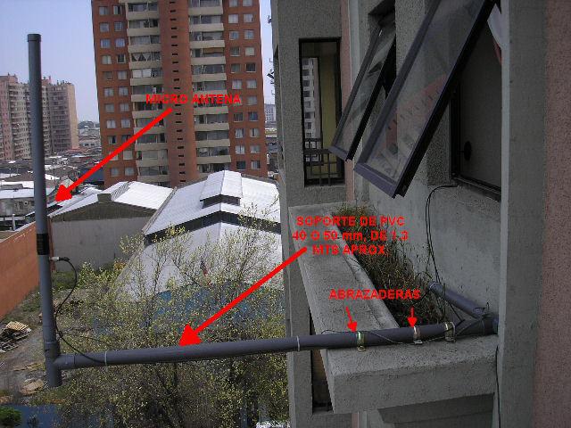 Antenas CE3LLP