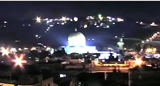 Ovnis en Jerusalén