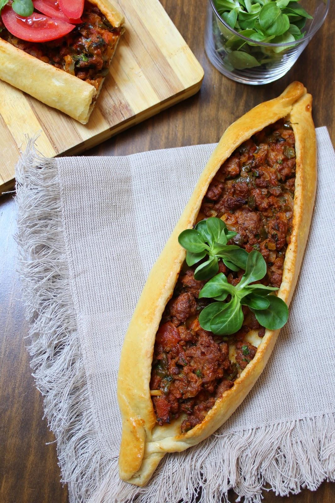 pizza-turquía-carne-verduras