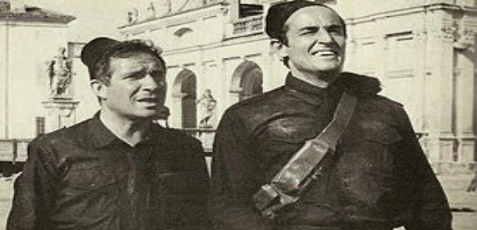 La marcia su Roma film completo