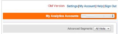 Use Google Analytics Old Interface