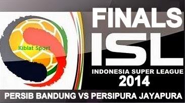 Jadwal Final ISL Persib Vs Persipura, Jum'at 7 November 2014