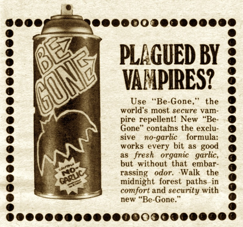 And everything else too ban it yourself exorcism products certainly the hysterical popularity of the exorcist shouldve given madison avenue a hint and set them to merchandising products like this solutioingenieria Gallery