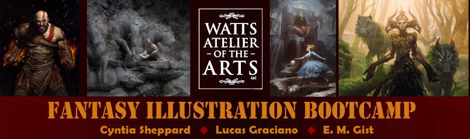 Watts Atelier Illustration Boot Camp