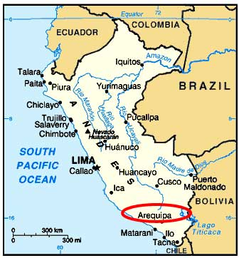peru major cities map with Arequipa Peru on A1 Ubicacion Geografica further Peru furthermore California Physical Maps additionally Arequipa Peru together with Teotihuacan.