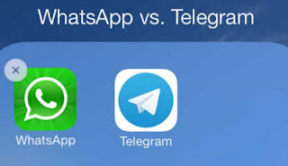 cosa ha Telegram in più di Whatsapp