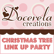 Christmas Tree - link up party