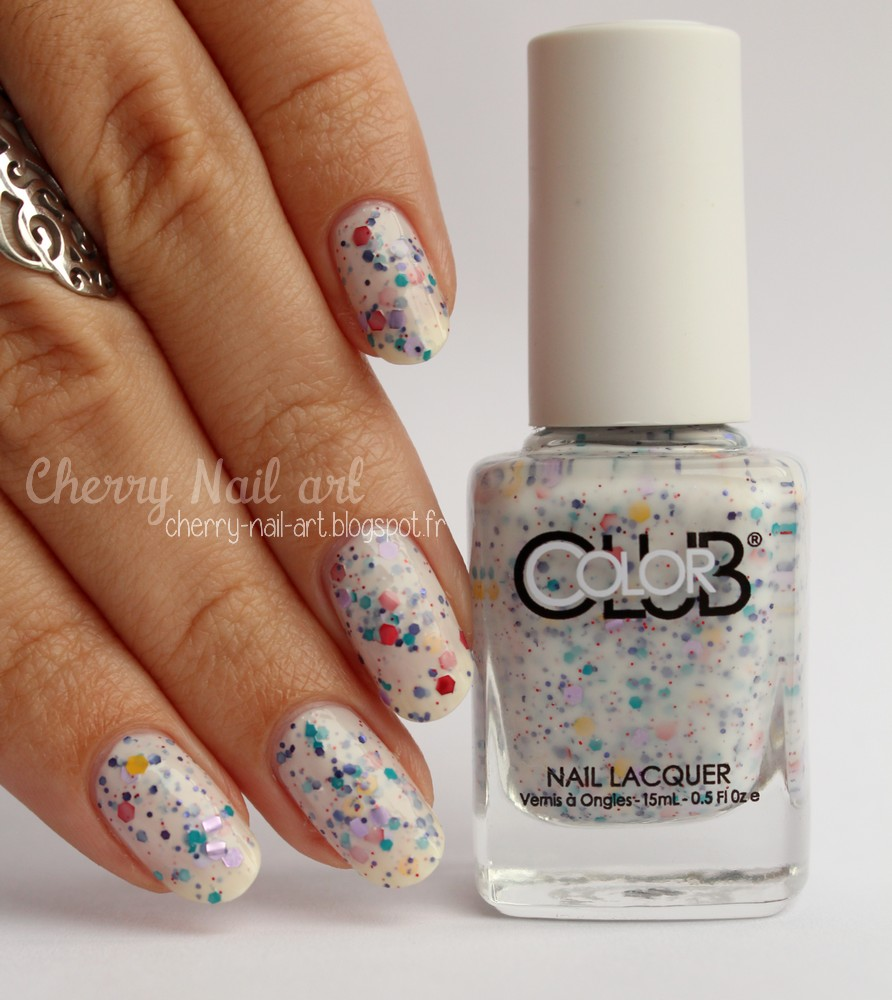 vernis color club 1027 For you collection celebration