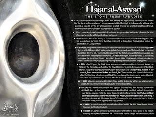 Sejarah Awal Adanya Batu Hajar Aswad