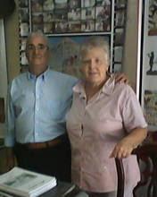 Pr. Edson Franco e esposa Vera