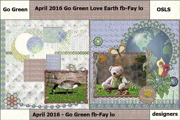 April 2016 Go Green - Love Earth fb-Fay lo