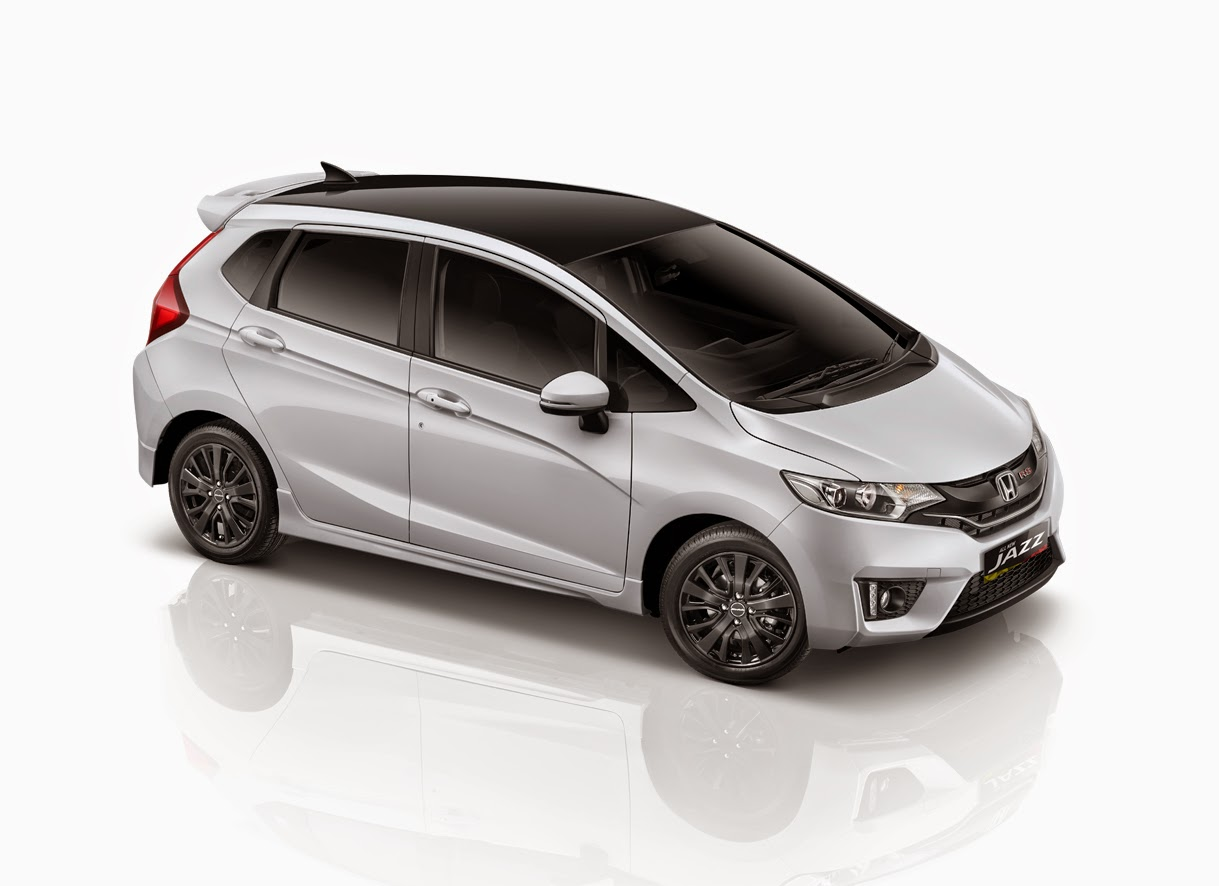 All new honda jazz rs 2014 black top le