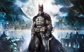 Batman Arkhman city 2014